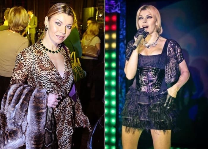 Певица, актриса, бизнес-леди Лада Дэнс | Фото: muslib.ru и fb.ru