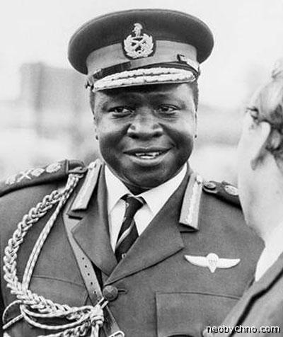 Африканские диктаторы