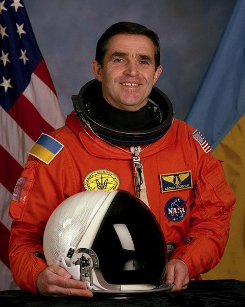 Украинский космонавт Каденюк: заменить Гагарина никто не сможет