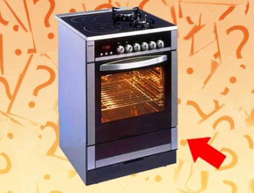 Вот для чего нужна нижняя часть духовки! 99% людей не используют ее по назначению