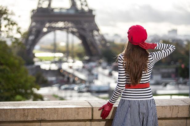Как француженки «Отрабатывают» съеденные калории