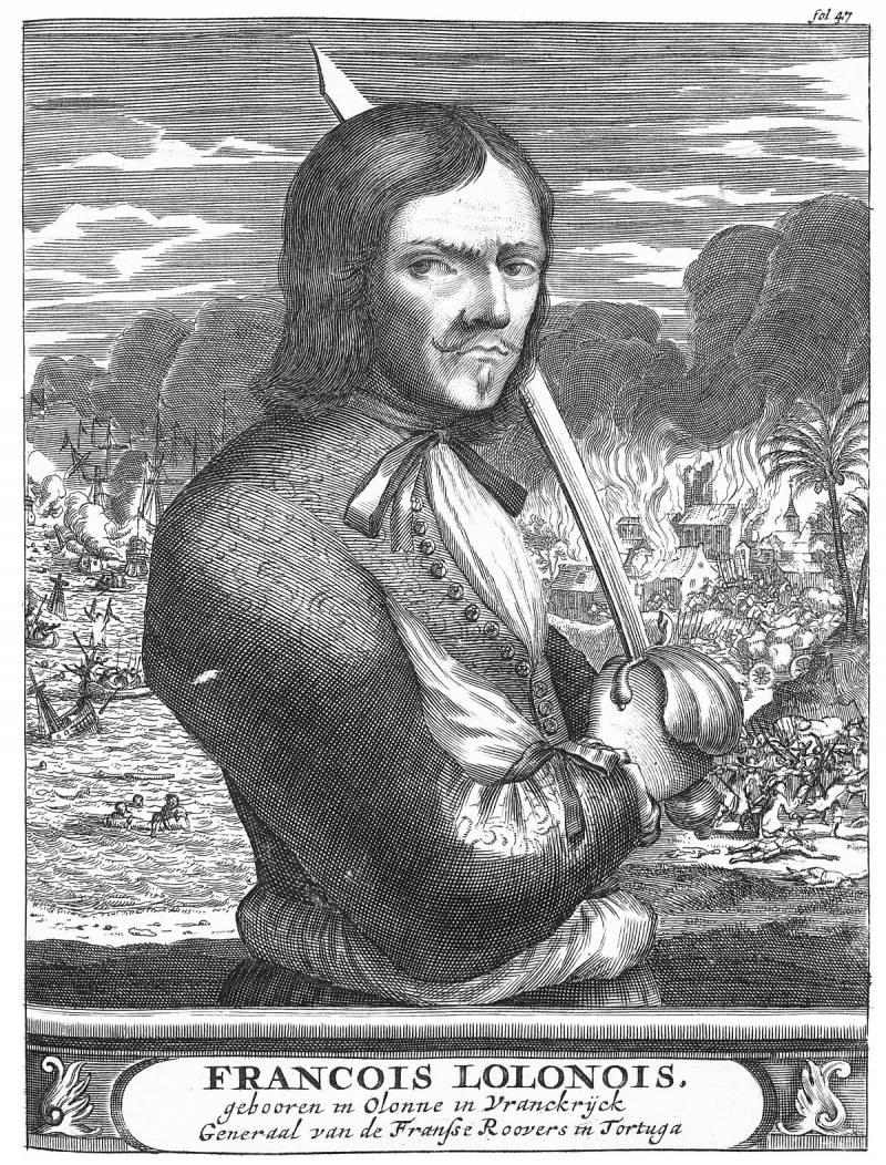 Бич Испании по прозвищу Fleau des Espagnols