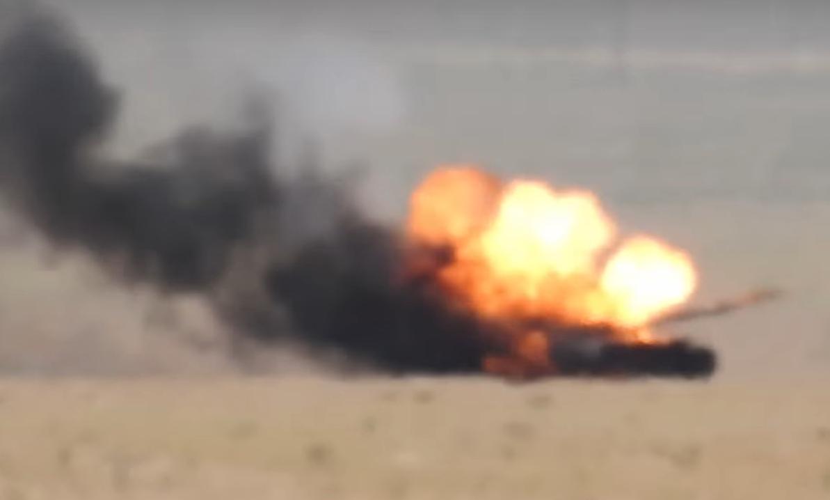 4турецких танка уничтожены …