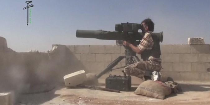 Российский вертолет в Сирии сбили американцы