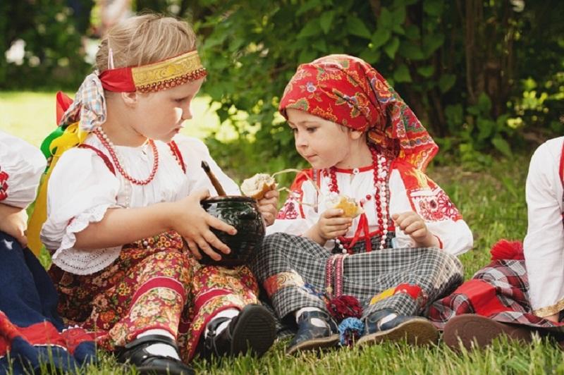 Русское материнство глазами американки