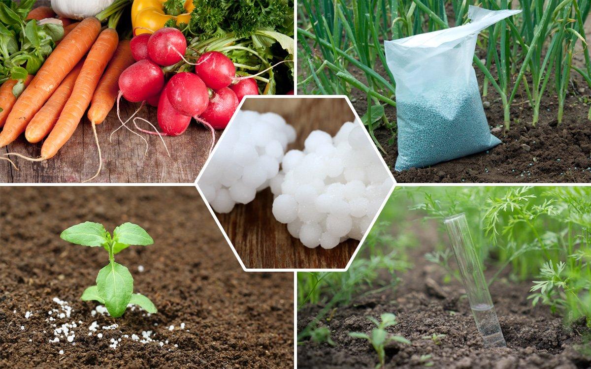 Зачем использовать азотные удобрения?