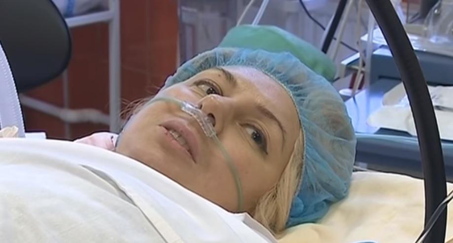 Женщина родила четверню в Санкт-Петербурге впервые за 50 лет. Роды принимала медицинская бригада из двадцати с лишним человек