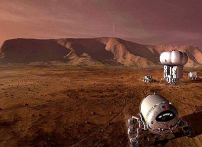 Полет на Марс в один конец