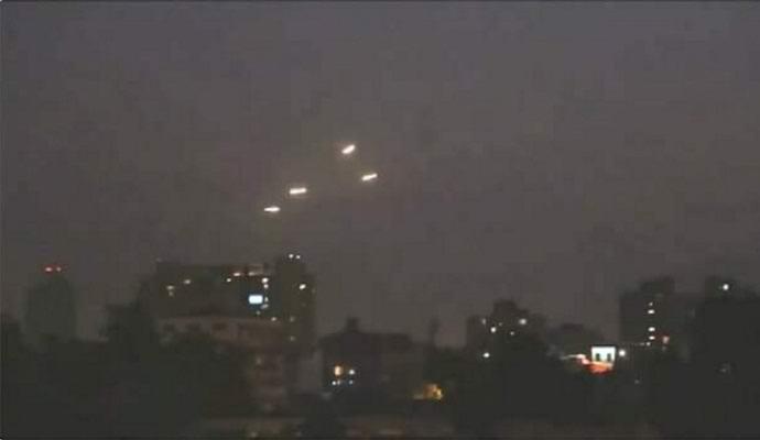 Массовое вторжение НЛО по всей Турции