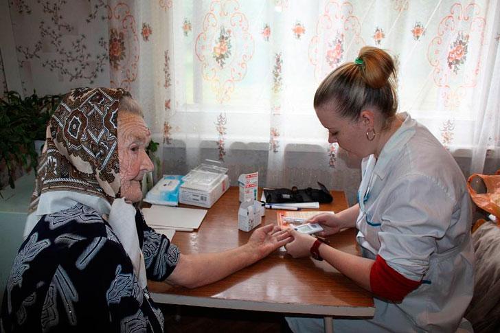 Медицина в деревне