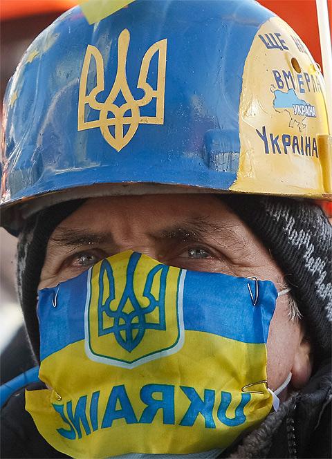 Дневник активиста киевского Майдана