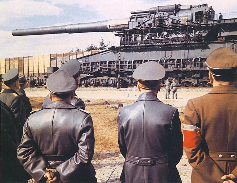 Толстый Густав Вундерваффе, Чудо техника, военная техника Германии, вторая мировая война