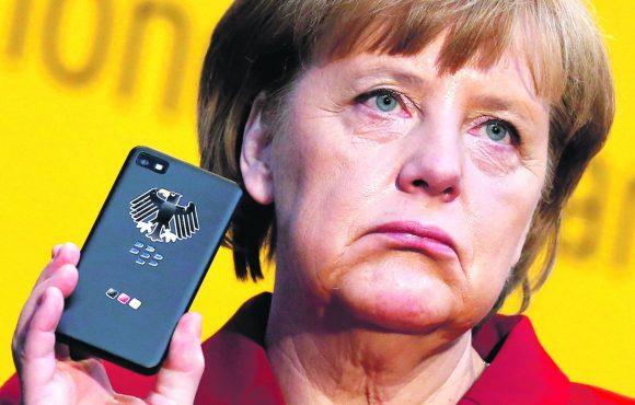 Вашингтон и Лондон подписали Меркель приговор