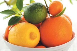 Витаминные фрукты. Какие полезные вещества содержатся в цитрусовых?