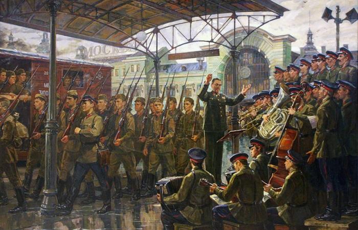 Почему марш «Прощание славянки» был под негласным запретом в СССР