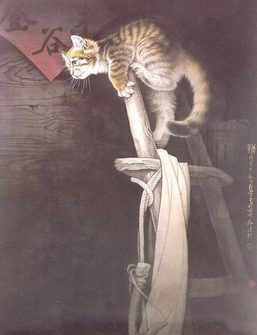 Будьте как кошка: немного мурлыкающей терапии