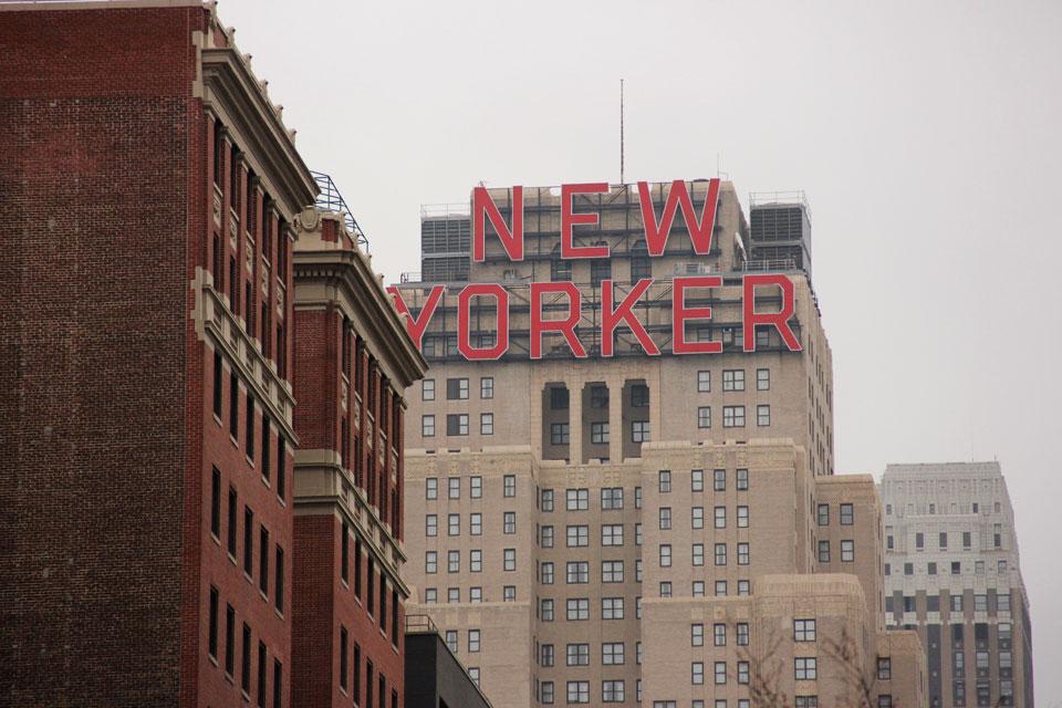 Нью-Йорк бюджетный