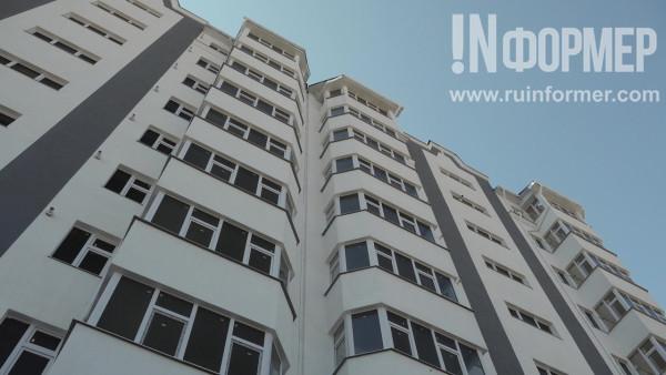 «ИнтерСтрой» сдал новый дом …