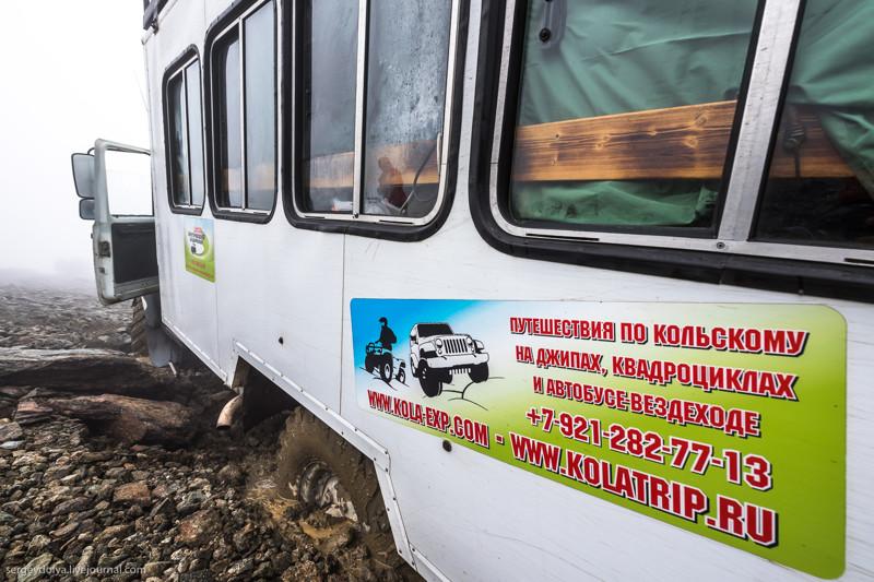 Экстремальная дорога до Ловозёр путешествия, факты, фото