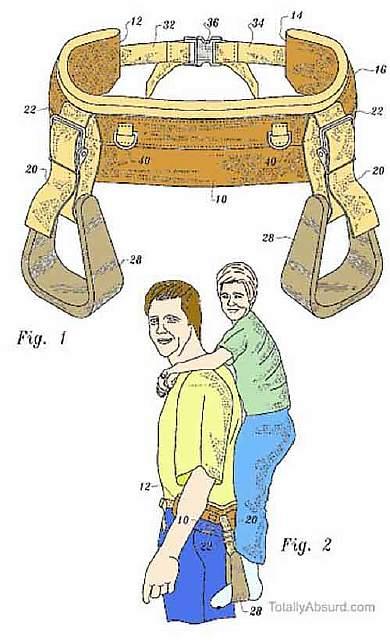 Самые бессмысленные изобретения, которые были запатентованы