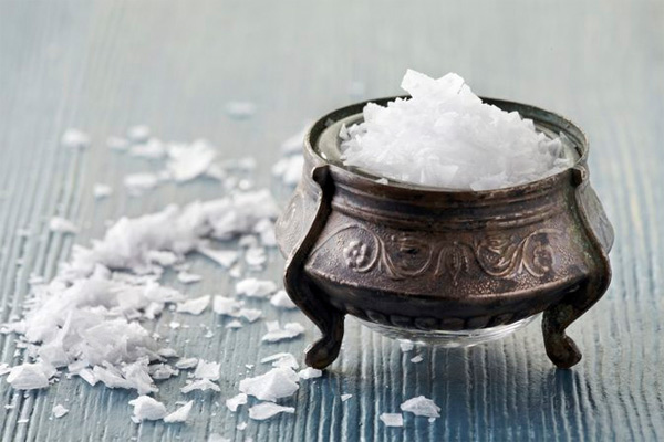 Скрытая опасность морской соли