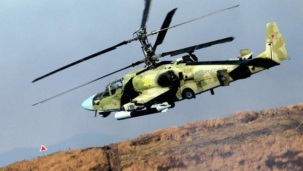 """Шесть боевых """"Аллигаторов"""" поступят для авиачастей ВВО"""