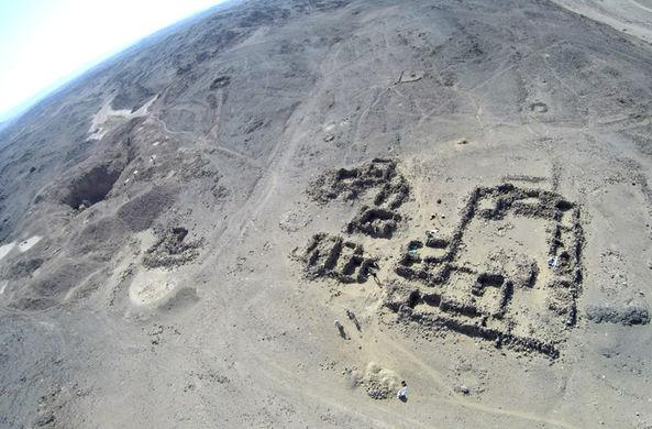 В Египте раскопали аметистовую шахту
