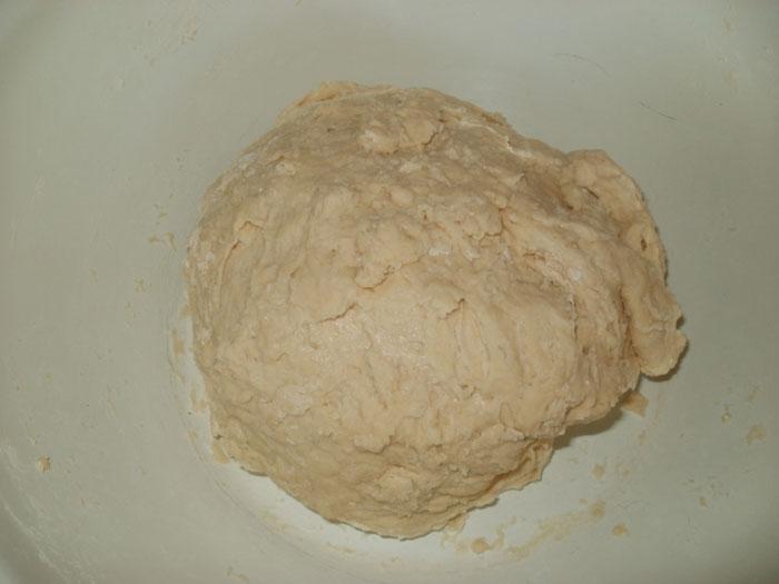 Тесто для беляшей дрожжевое