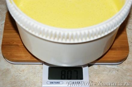 """Приготовление рецепта """"Апфельмусс - торт"""" с яблочным кремом шаг 9"""