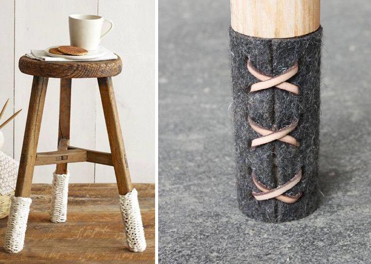 «Обувь» для ножек мебели, чт…