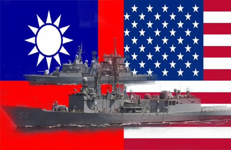 Китай выступил против поставок вооружения на Тайвань