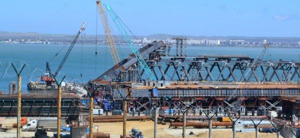 """Украина : """"Керченский мост строится с многочисленными нарушениями патентного права"""""""