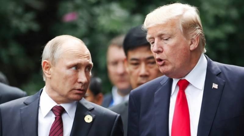 Американская роль России: «мальчик для битья»