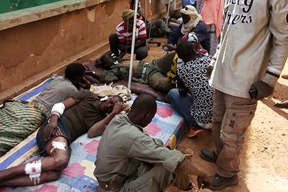 При атаке на военный лагерь в Мали погибли 42 человека