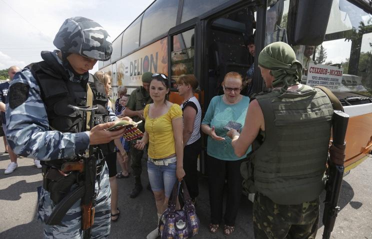 В Ростовской области введут режим чрезвычайной ситуации из-за наплыва беженцев с Украины