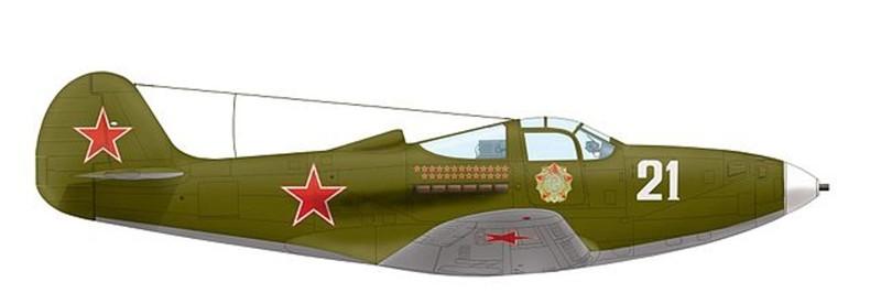 Советские асы и их верные «аэрокобры»
