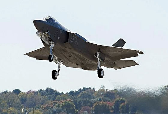«Локхид Мартин» поставила заказчику 200-й истребитель F-35 «Лайтнинг-2»