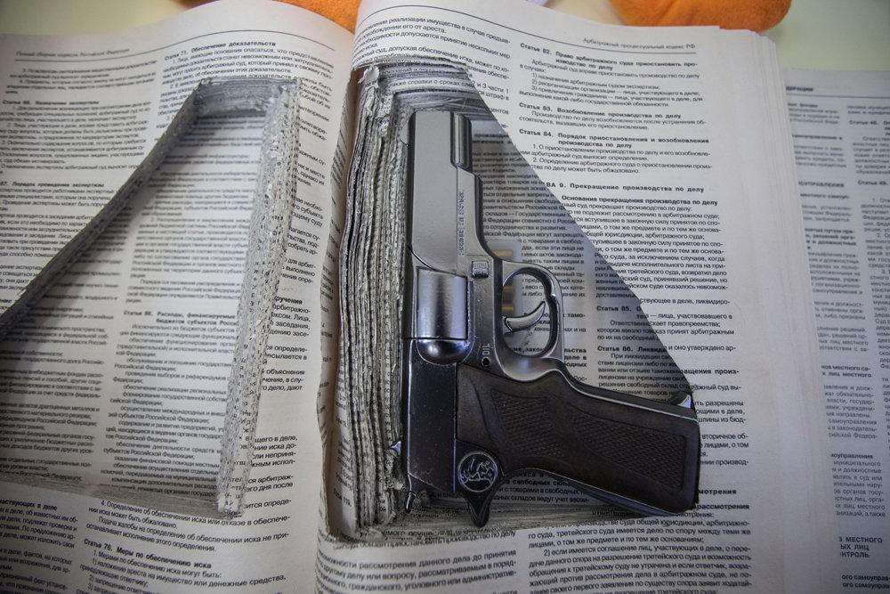 МВД ужесточит требования к хранению изъятого оружия
