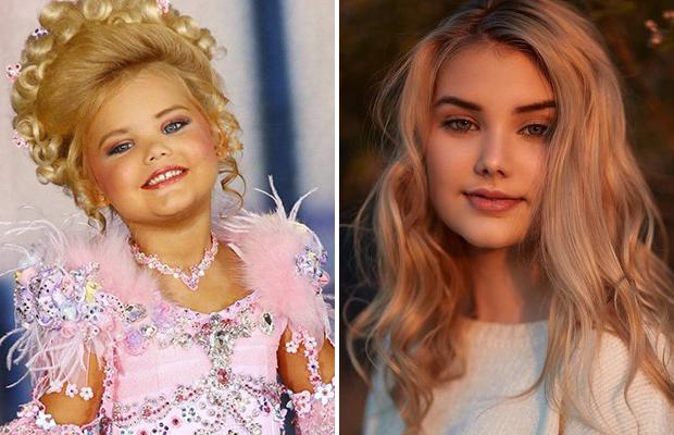 Королевы детских конкурсов красоты: как девчонки выглядят сегодня