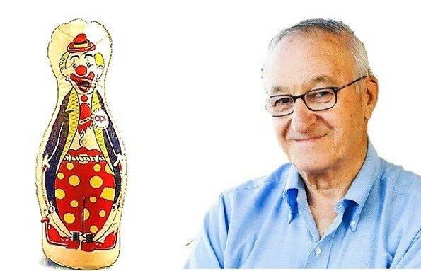 Кукла «Бобо»  и Альберт Бандура