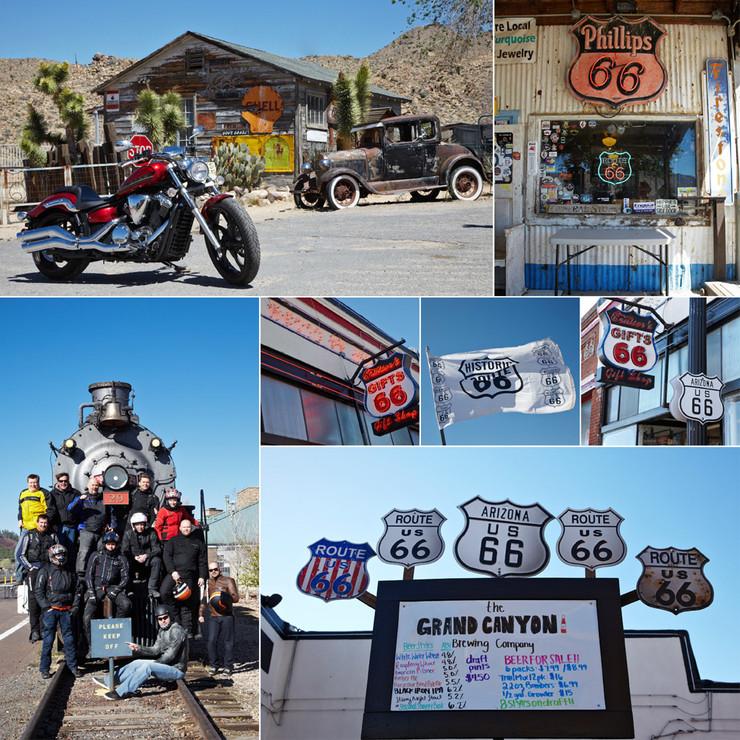 Route 66 — путешествие по США на Yamaha  - Фото 12