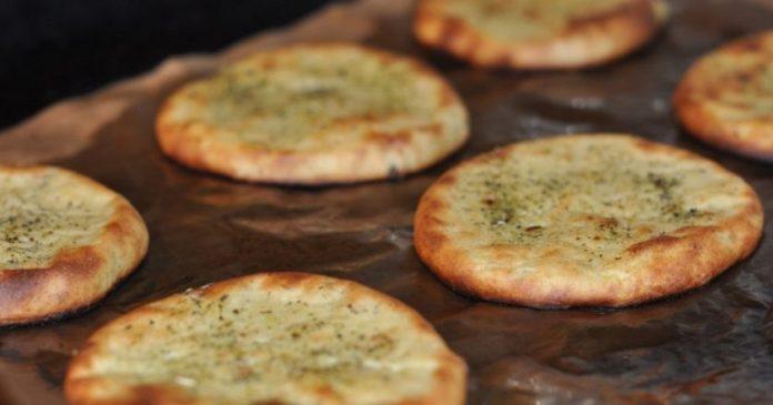 Бездрожжевые картофельные по-фински