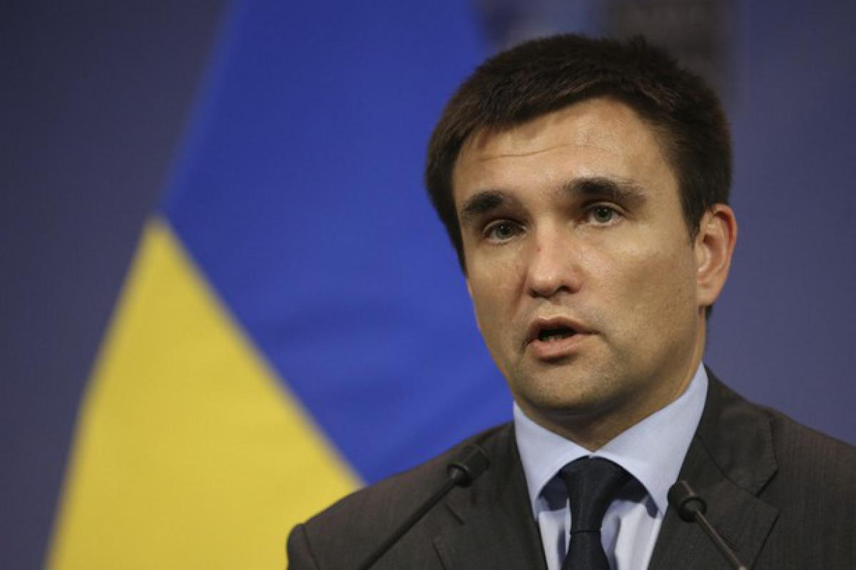 Глава МИД Украины объяснил отсутствие визового режима с Россией