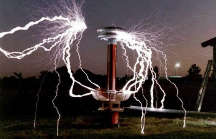 Радио, пульт ДУ, лазер, переменный ток...