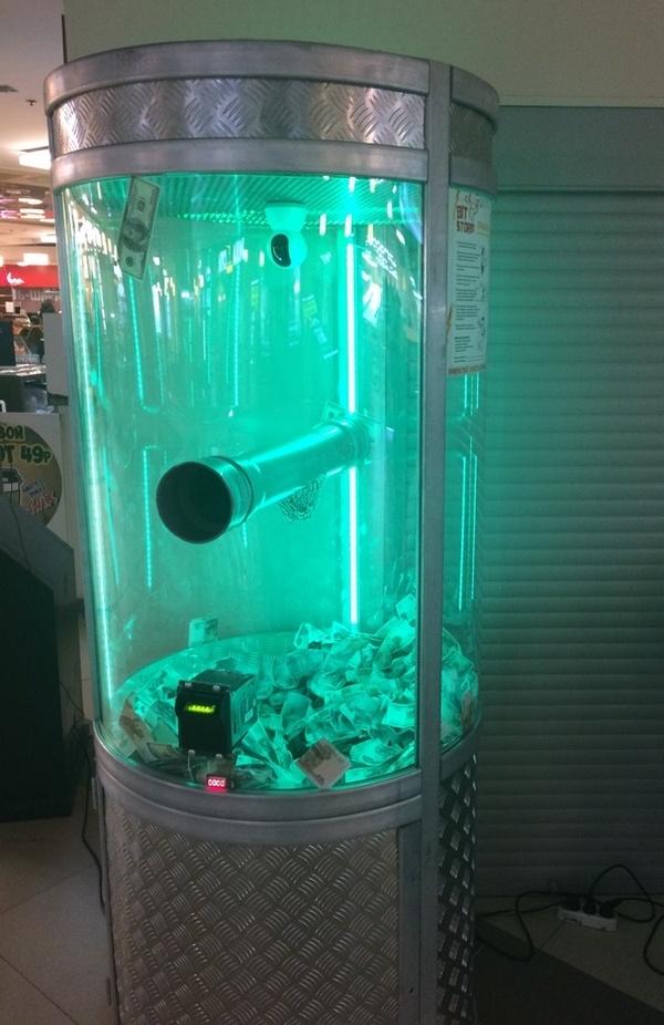 Новый игровой автомат, на котором не следует играть