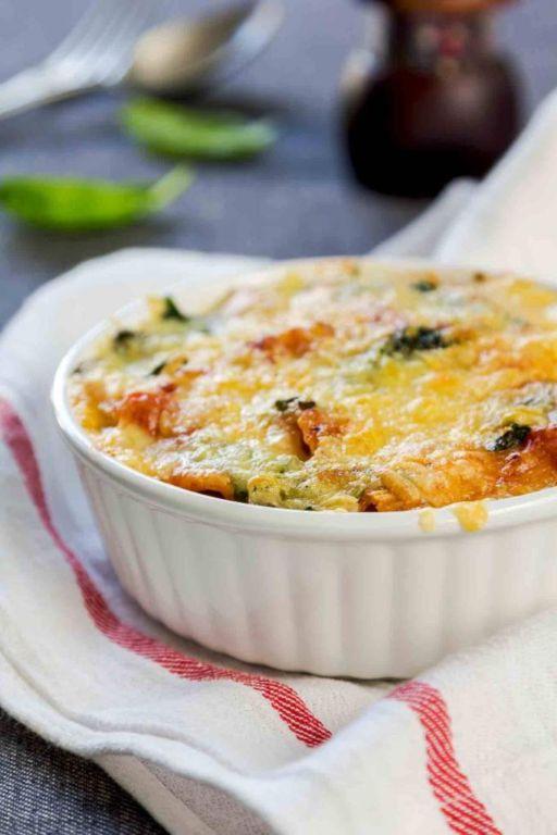Запеканка из творога в духовке: рецепты приготовления