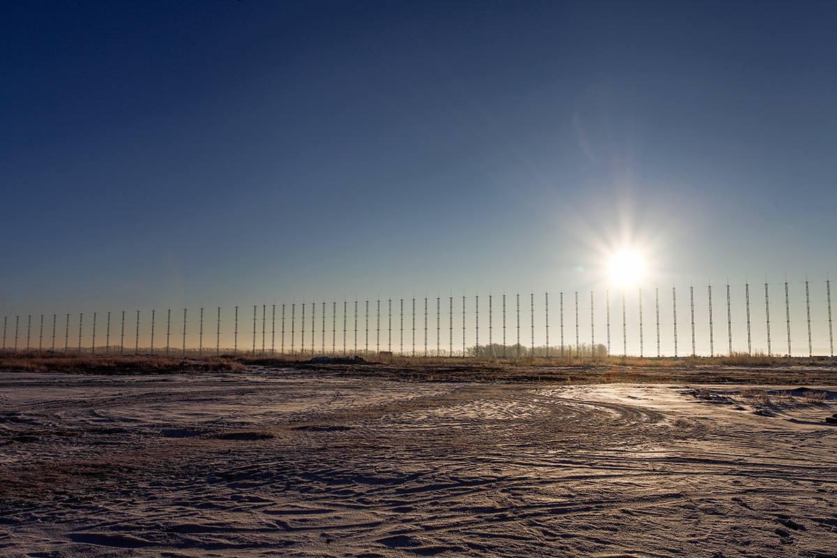 РЛС загоризонтного обнаружения «Контейнер» заступит на боевое дежурство в 2019 году