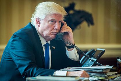Bild сравнила фото Трампа во время бесед с Путиным и с Меркель