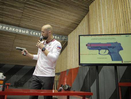 Концерн «Калашников» представил новый пистолет