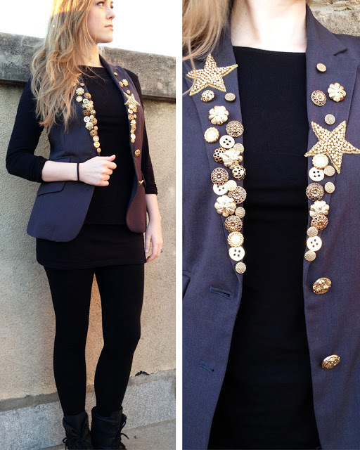 Переделка мужского пиджака в стильный женский жилет